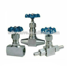 "1/2"" Needle type(regulating) globe valve"